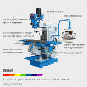 Vertical and Horizontal Milling Machine (X6336) pictures & photos