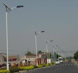 The Solar Energy Light Pole pictures & photos
