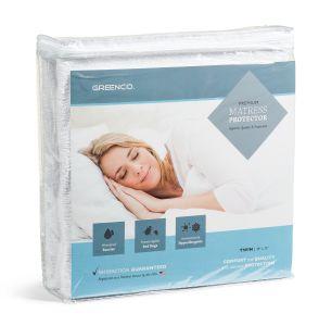 Premium 100% Waterproof Mattress Protector