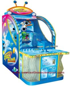 Amusement Arcade Game Space Magic Ball Video Game pictures & photos