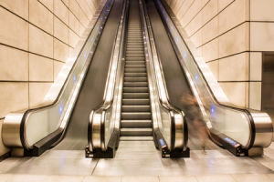 Escalator with 30 Degree 1000/800/600mm Step Width