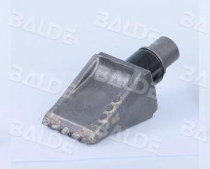Flat Cutter Teeth Holder for Foundation Drilling (FZ72 FZ80 FZH80)