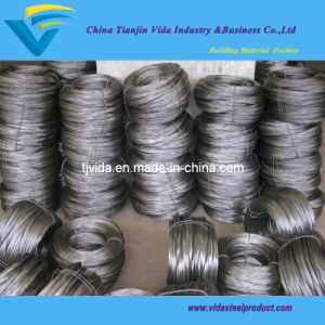 Black Soft Annealed Binding Wire pictures & photos