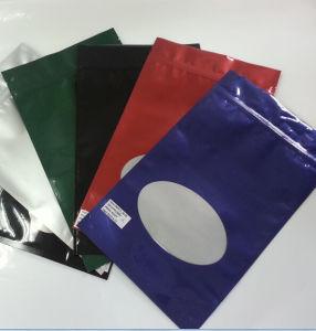 Window Zipper Bag for Food