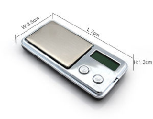 The Smallest Mini Pocket Scale Jewelry Scale pictures & photos