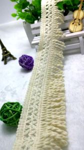 Stylish Cotton Bullion Fringe for Hometextiles pictures & photos