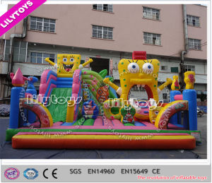 Lilytoys! Interesting Customized Inflatable Fun City for Sale (Lilytoys-New-032) pictures & photos