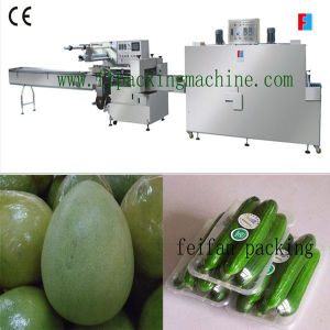 China Automatic Fruit and Vegetable Wrapping Machine pictures & photos