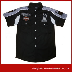 Factory Customized Cheap Price Shirts Supplier (S53) pictures & photos