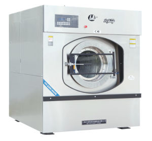 Full Automatic Laundry Washing Machine (XGQ-100F) pictures & photos