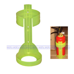 Plastic Bracket for Fire Extinguisher pictures & photos
