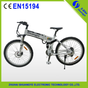 Lithium Battery 250W Motor Mountain Motorized Bike pictures & photos