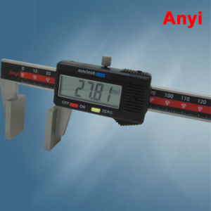 Digital Broad Face Vernier Calipers pictures & photos