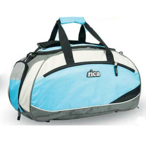 Leisure Polyester Sport Duffel Bag for Outdoor Activity pictures & photos