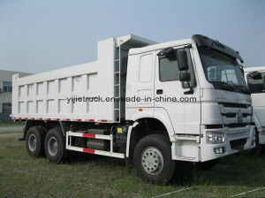 Sinotruk HOWO 6X4 20cubic Meter 371HP 273kw 10 Wheels Dump Truck pictures & photos