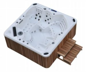 Big King Seat 6-7 People 135-Jets Hot Tub, Outdoor SPA (JCS-19) pictures & photos