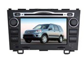 "ISUN 2 DIN 7"" Touch Screen Car Audio System for Honda CR-V (TS7628)"