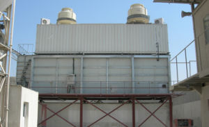 Air Cooling Used Containerized Block Ice Machine (MBC100) pictures & photos