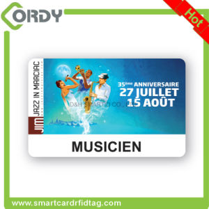 customized printing 13.56MHz MIFARE Classic 1k contactless smart cards pictures & photos