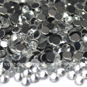 Ss6-Ss34 Clear Flat Back Glass Rhinestones Hot Fix DMC Stone pictures & photos