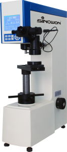 Brinel Rockwell Vickers Durometros Hardness Tester Factory/Supplier/Manufacturer (SHR-187.5D) pictures & photos