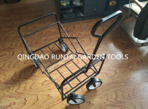 High Quality Moving Foldable Wagon (Tc1845) pictures & photos
