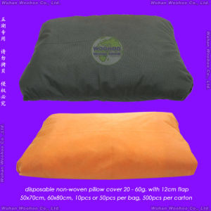 Disposable PP Pillowcase pictures & photos