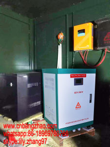 High Quality Electrical Power Inverter-Hybrid Load Inverter (20000W) pictures & photos