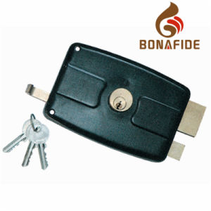 High Quality Security Rim Lock 116b pictures & photos