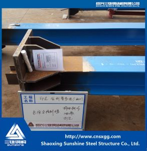 Welded H Beams, Columns, Girders in Steel Structure pictures & photos