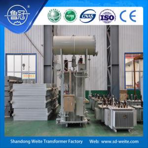 IEC/ANSI Standard, Three Phase 33kV/35kV three phase on-Load tap changing Power Transformer