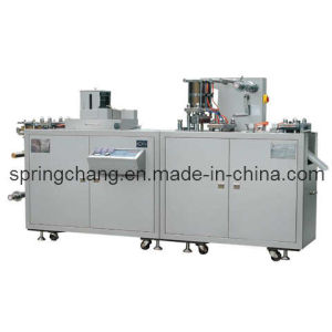 Alu-Plastic Blister Packing Machine (DPP-250E) pictures & photos