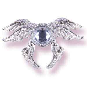 Spider Shaped Fashion Metal Brooch