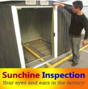 Offer Garden Shedprofessional Inspection Service pictures & photos