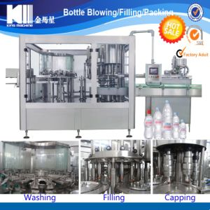 Automatic Cgf 24-24-8 3 in 1 Mineral Water Filling Machine Manufacturer pictures & photos