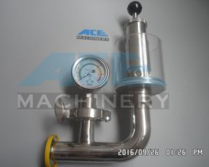 Stainless Beer Brewery Bunging Pressure Regulator Bunging Valve (ACE-AQF-8G) pictures & photos