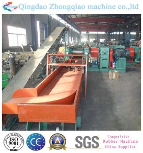Waste Tire Recycling Production Machine