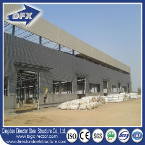 China Cheap Industrial Safe Steel Structure Prefab Warehouse for Sale pictures & photos