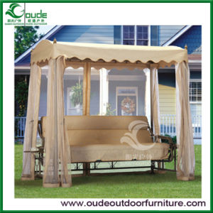 Luxury Garden Swing with Canopy