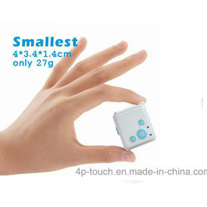 Hot Selling Mini GPS Tracker with Sos Button V16 pictures & photos