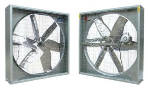 Pinion and Rack Window System for Greenhouse Fan pictures & photos