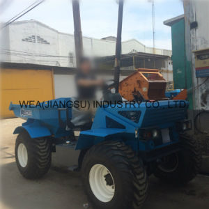 Multi-Function Agricultural 18HP Mini Tractor Farm Tractor with Yanmar Engine pictures & photos