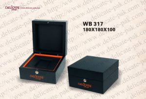 Wooden Watch Box (WB-317)