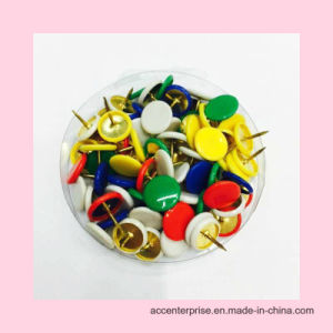 High Quality Colourful Thumb Tack pictures & photos