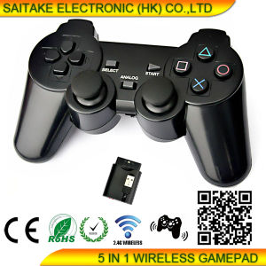 Wireless Joystick for PS2/PS3/PC 3 in 1 pictures & photos