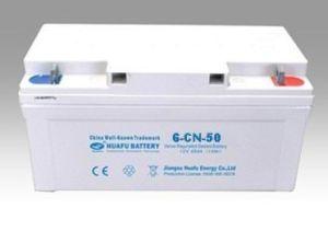 12V 120ah Long Life Solar Gel Battery pictures & photos