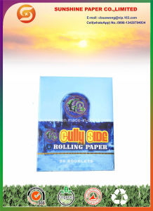 King Size 14GSM Clear Rolling Paper pictures & photos