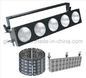 5*10W Cool White / Warm White Color LED Matrix Bar Light / Magic Wall Wash Light