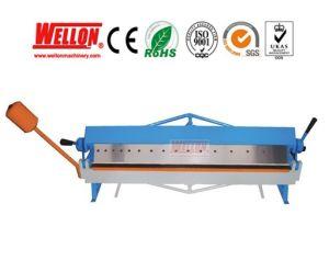 Sheet Metal Bending Machine (Plate Bender W1.0X610Z W1.5X1260A W1.5X1220Z) pictures & photos