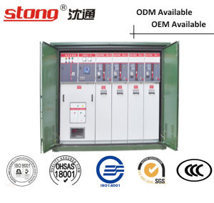 Stong Dfwk Series Cable Distribution Box Switchgear pictures & photos
